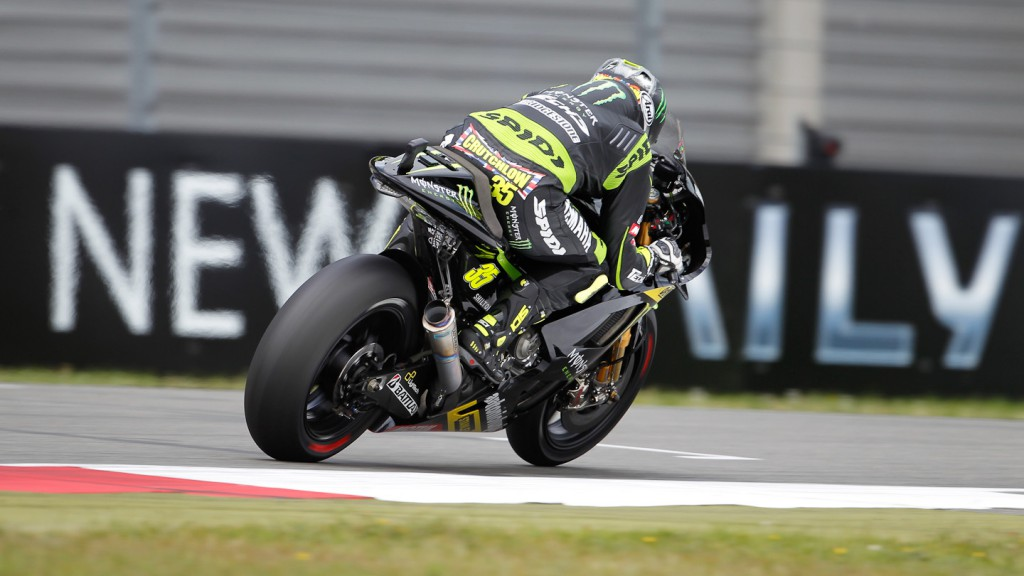 Cal Crutchlow, Monster Yamaha Tech 3, Assen FP3