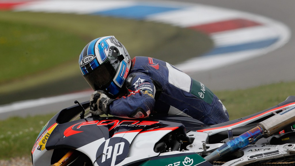 Axel Pons, Pons 40 HP Tuenti, Assen FP3