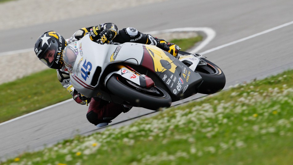 Scott Redding, Marc VDS Racing Team, Assen QP