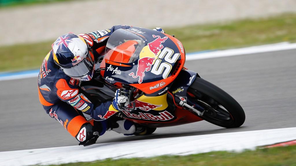 Danny Kent, Red Bull KTM Ajo, Assen QP