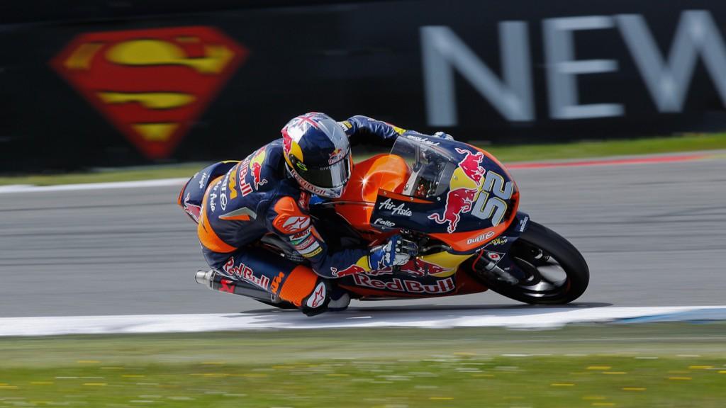 Danny Kent, Red Bull KTM AJo, Assen FP3