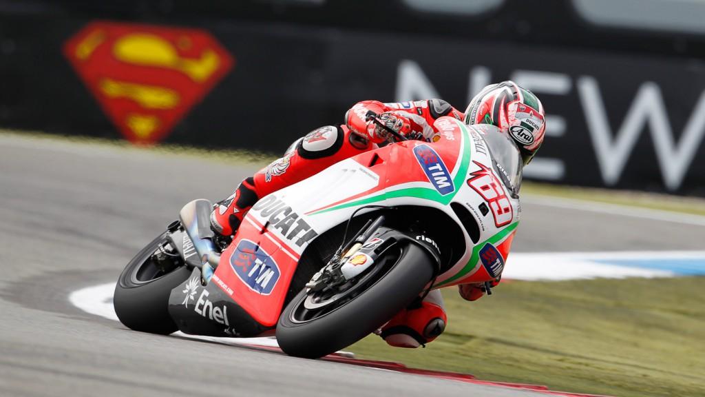 Nicky Hayden, Ducati Team, Assen QP