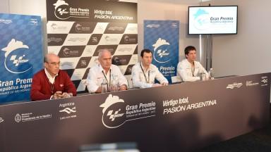 Gran Premio de la República Argentina 2013 Presentation