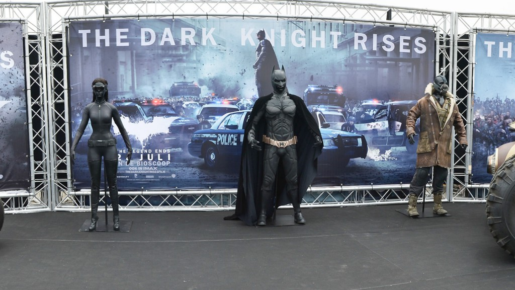 Dark Knight Rises, TT Assen