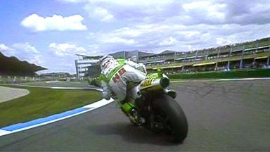 Assen 2012 - MotoGP - Race - Action - Hector Barbera