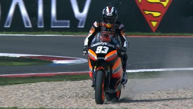 Assen 2012 - Moto2 - Warm Up - Action - Marc Marquez