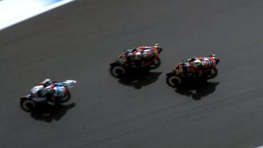 Assen 2012 - Moto3 - Race - Action - Cortese and Kent