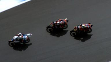 Assen 2012 - Moto3 - Race - Action - Cortese and Kent