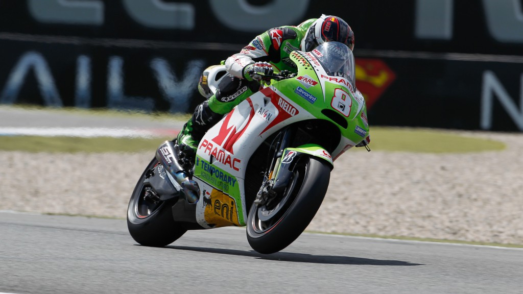 Hector Barbera, Pramac Racing Team, Assen RAC