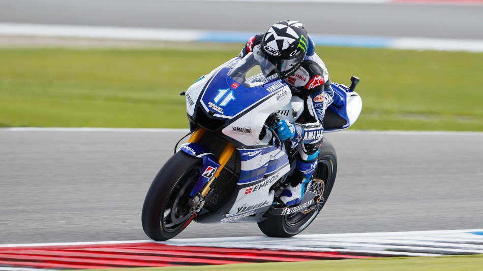Ben Spies, Yamaha Factory Racing, Assen RAC
