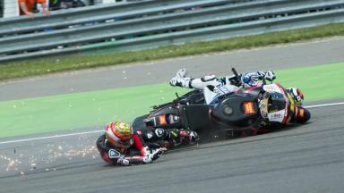 Avaro Bautista, Jorge Lorenzo, San Carlo Honda Gresini, Yamaha Factory Racing, Assen RAC