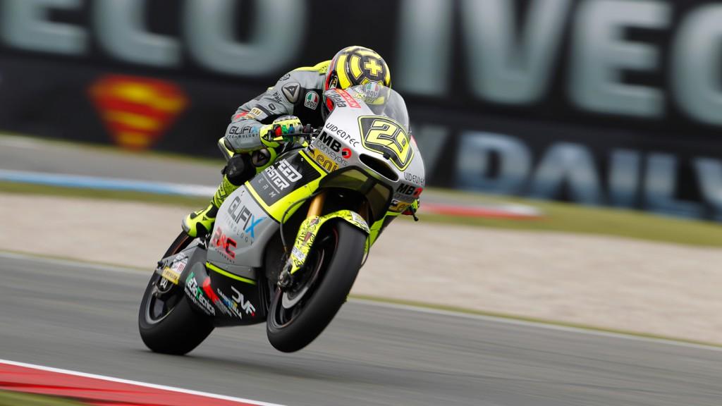 Andrea Iannone, Speed Master, Assen RAC