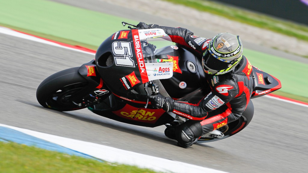Michele Pirro, San Carlo Honda Gresini, Assen RAC