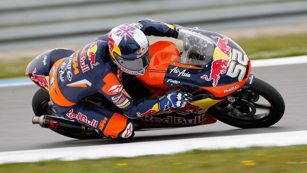Danny Kent, Red Bull KTM Ajo, Assen RAC