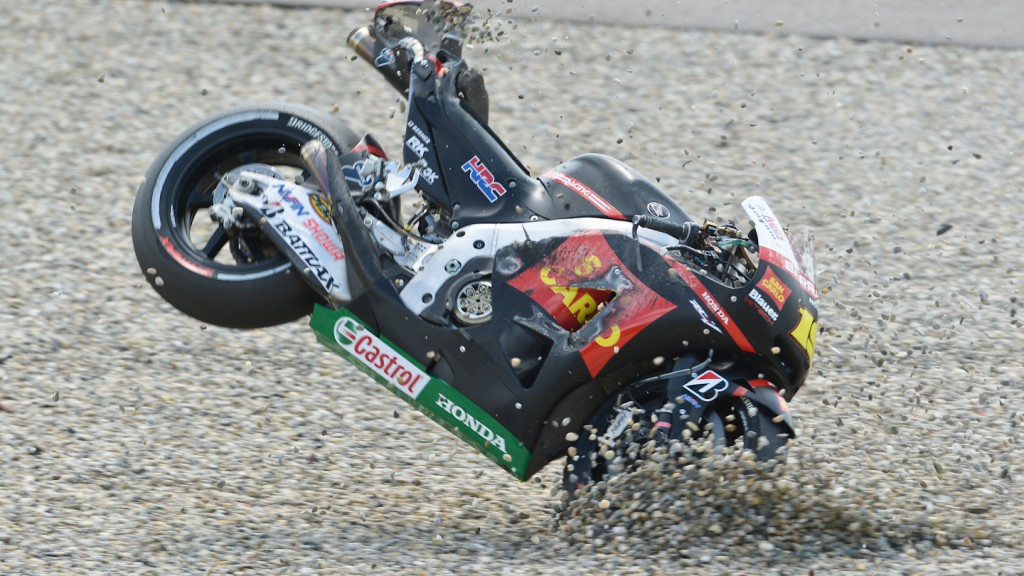 Alvaro Bautista, San Carlo Honda Gresini, Assen RAC