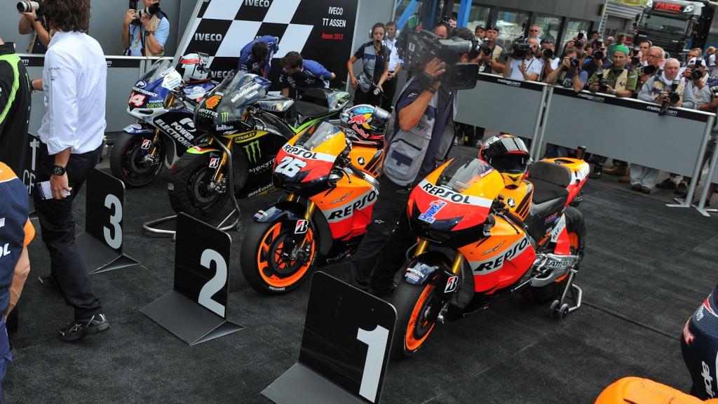 MotoGP RAC, TT Assen