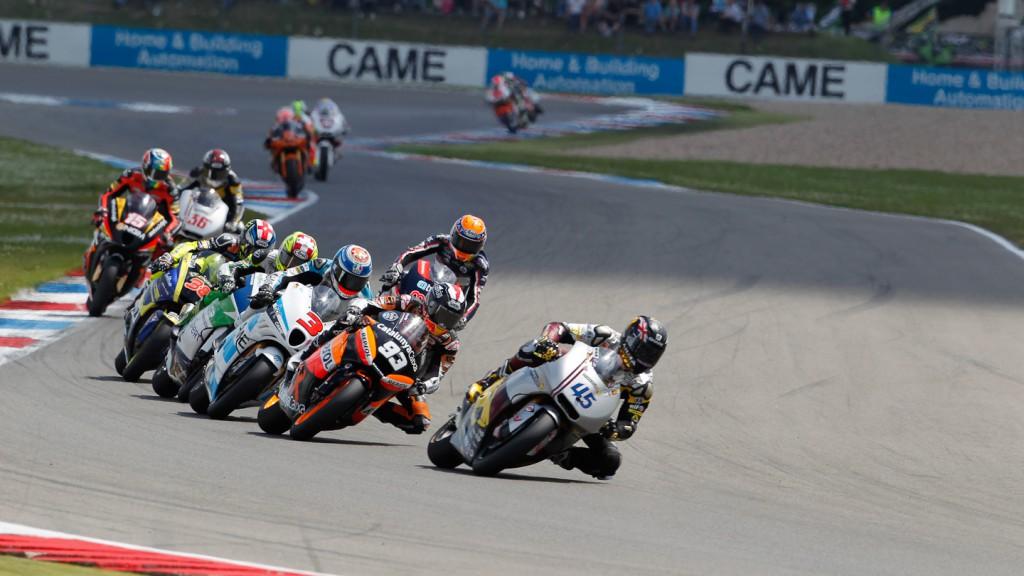 Moto2 RAC, TT Assen