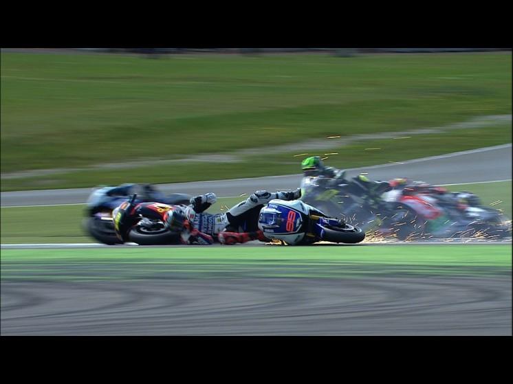 -Moto GP- Season 2012- - crash slideshow