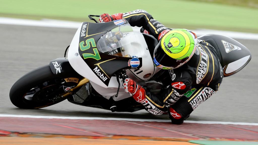 Eric Granado, JiR Moto2, Assen RAC
