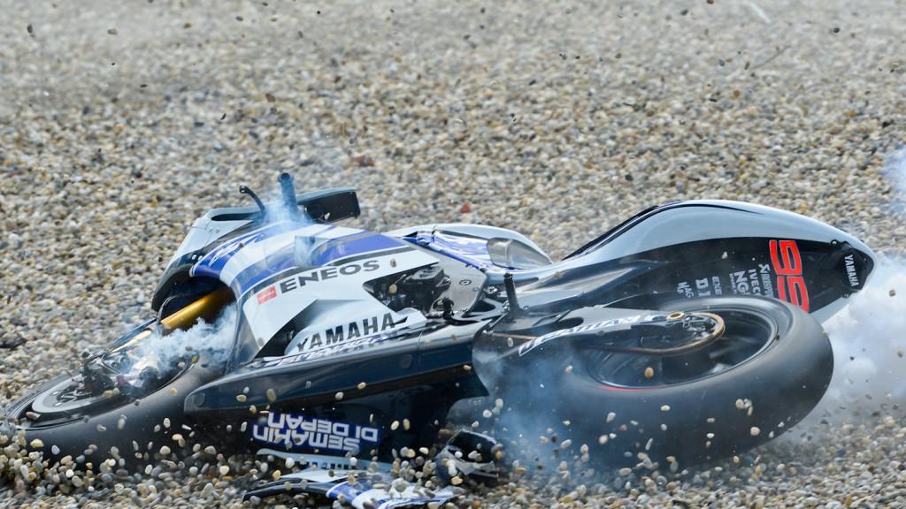Jorge Lorenzo, Alvaro Bautista, Yamaha Factory Racing, San Carlo Honda Gresini, Assen RAC