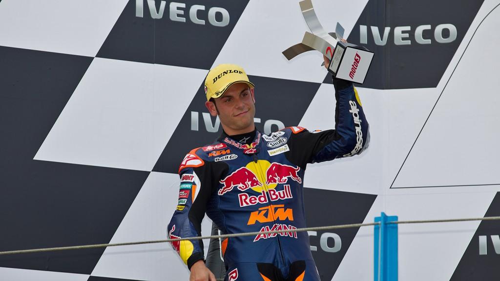 Sandro Cortese, Red Bull KTM Ajo, Assen RAC