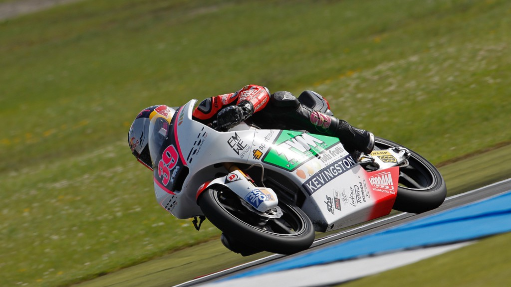 Luis Salom, RW Racing GP, Assen RAC