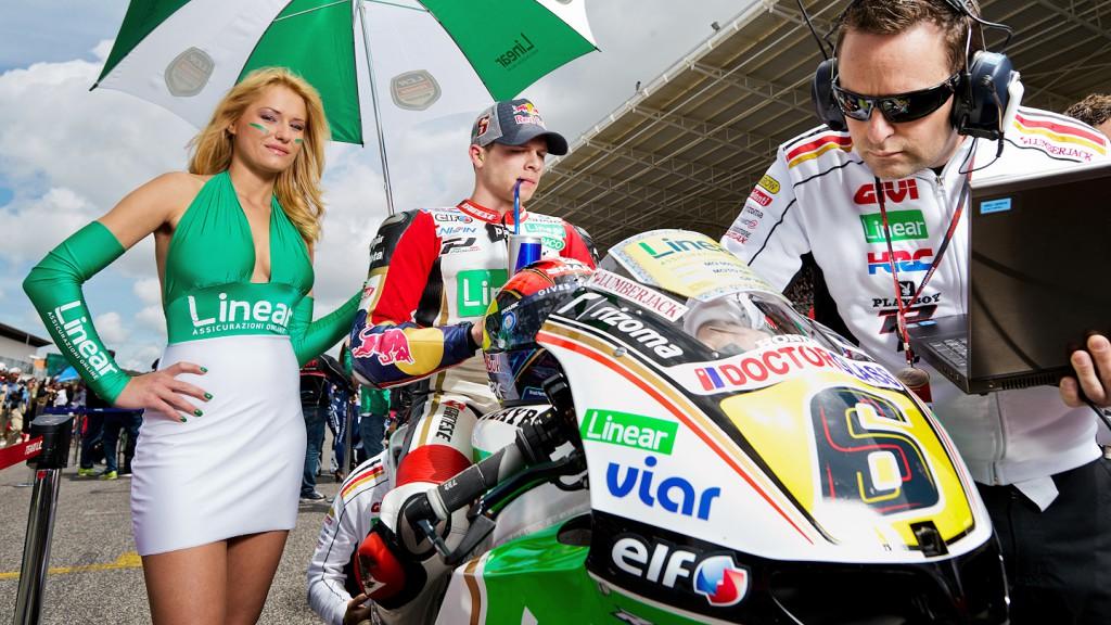 Stefan Bradl, LCR Honda MotoGP - © Copyright Alex Chailan & David Piolé