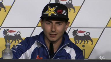 Lorenzo hopes to have no bad effects from injury