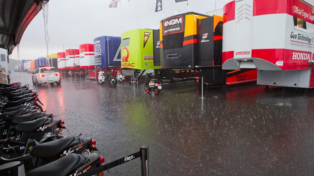 MotoGP Paddock, Sachsenring
