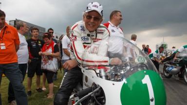 MotoGP Legend Phil Read, Sachsenring Preevent