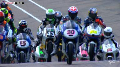 Sachsenring 2012 - Moto3 - FP2 - Full