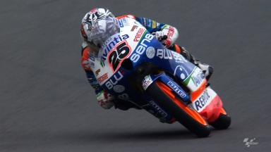 Sachsenring 2012 - Moto3 - FP2 - Highlights