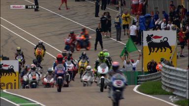Sachsenring 2012 - Moto3 - FP1 - Full