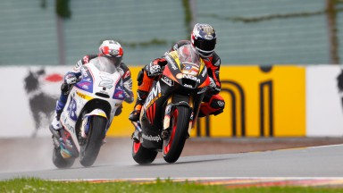 Colin Edwards, NGM Mobile Forward Racing, Sachsenring FP2