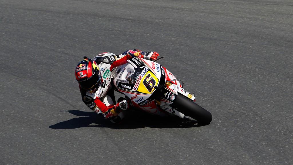 Stefan Bradl, LCR Honda MotoGP, Sachsenring FP1