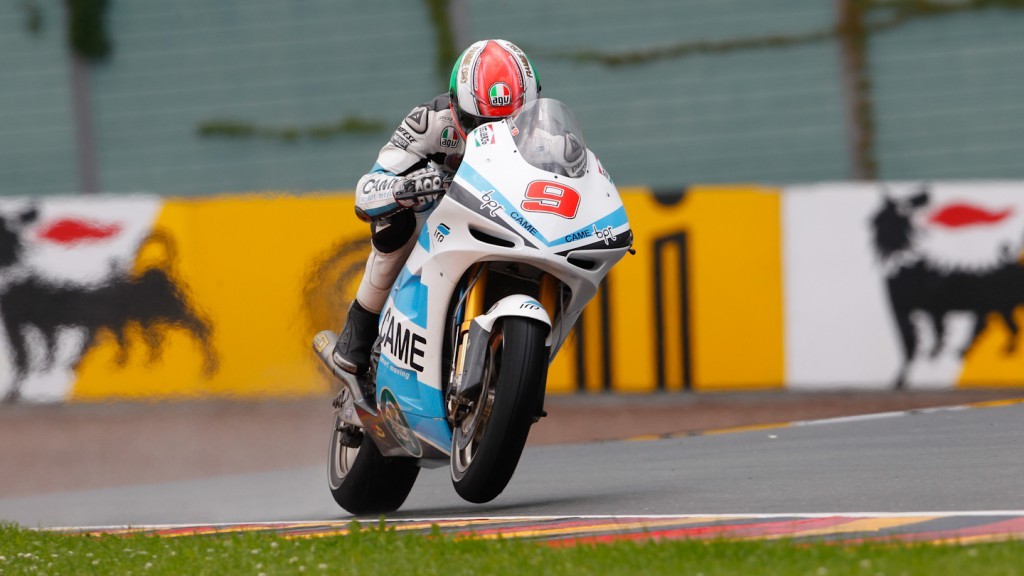 Danilo Petrucci, Came IodaRacing Project, SAchsenring FP2