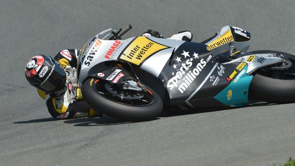 Thomas Luthi, Interwetten-Paddock, Sachsenring FP1