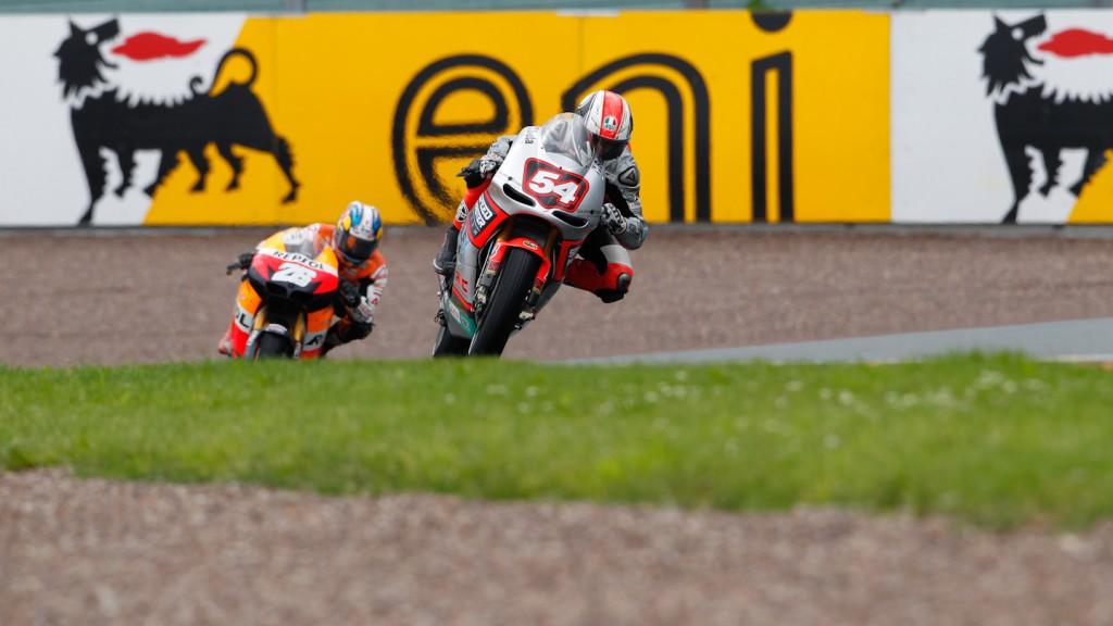 Mattia Pasini, Speed Master, Sachsenring FP2
