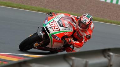 Nicky Hayden, Ducati Team, Sachsenring FP2