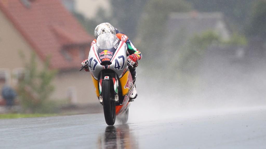 Nicolo Castellini, Red Bull MotoGP Rookies Cup