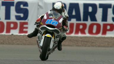 Sachsenring 2012 - Moto2 - FP3 - Action - Elena Rosell