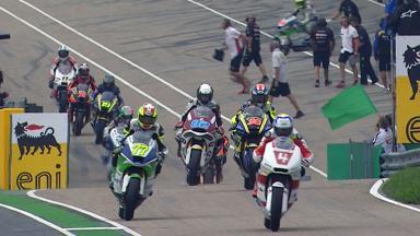 Sachsenring 2012 - Moto2 - FP3 - Full