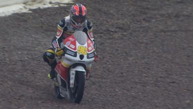 Sachsenring 2012 - Moto3 - QP - Action - Louis Rossi