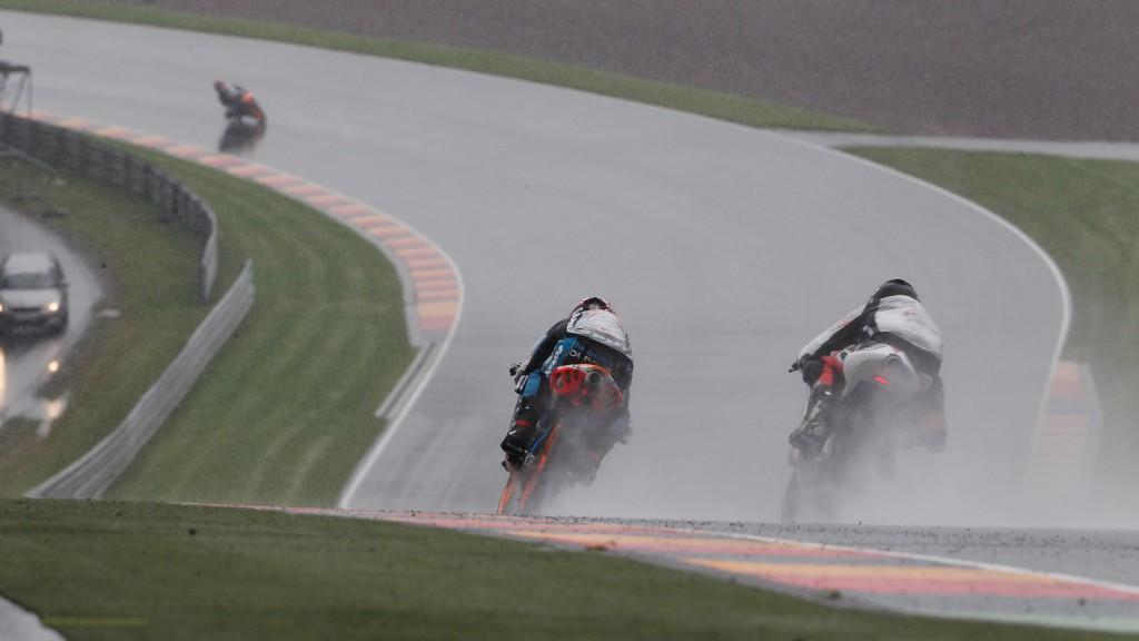 Moto3, Sachsenring QP
