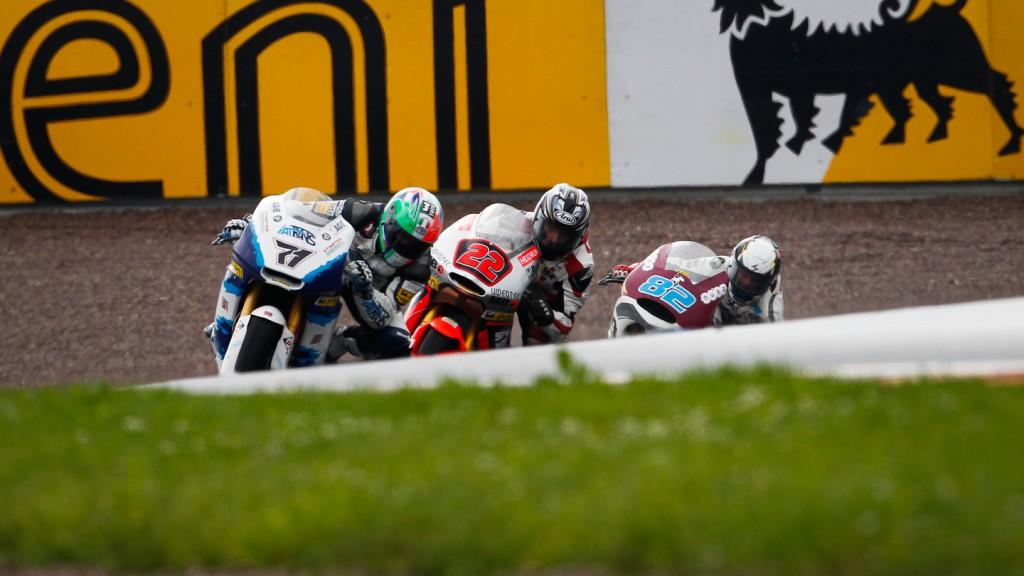Moto2, Sachsenring QP