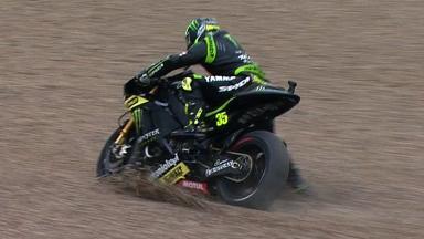 Sachsenring 2012 - MotoGP - Race - Action - Cal Crutchlow