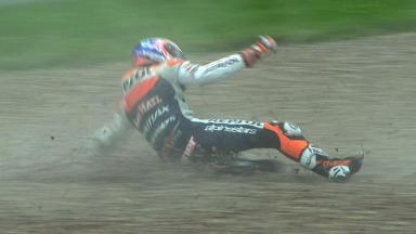 Sachsenring 2012 - MotoGP - Race - Action - Casey Stoner