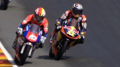 Sachsenring 2012 - Moto3 - Race - Action - Race Winning Overtake