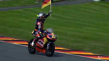 Sachsenring 2012 - Moto3 - Race - Highlights