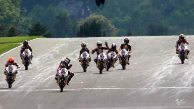 2012 Red Bull MotoGP Rookies Cup - Sachsenring Race 2